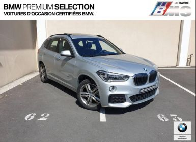 Vente BMW X1 sDrive18d 150ch M Sport Occasion