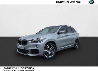 Vente BMW X1 sDrive18d 150ch M Sport Occasion