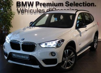 Voiture BMW X1 sDrive18d 150ch Sport Occasion