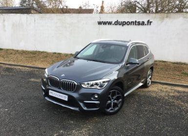 Voiture BMW X1 sDrive18d 150ch xLine Occasion