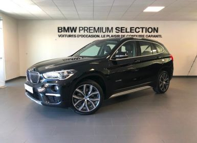 Achat BMW X1 sDrive18d 150ch xLine Occasion