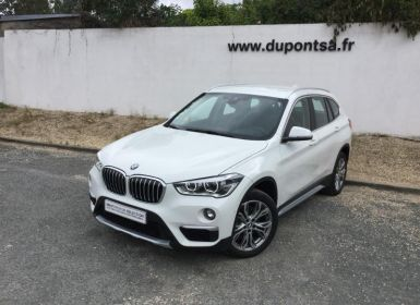 BMW X1 sDrive18d 150ch xLine Occasion