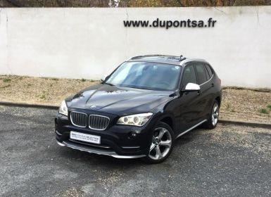 Acheter BMW X1 sDrive18dA 143ch xLine Occasion