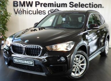 Achat BMW X1 sDrive18dA 150ch Business Occasion
