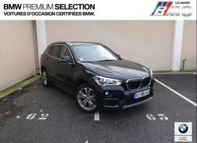 Achat BMW X1 sDrive18dA 150ch Business Design Occasion