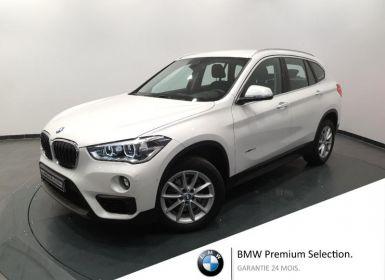 Vente BMW X1 sDrive18dA 150ch Business Design Occasion
