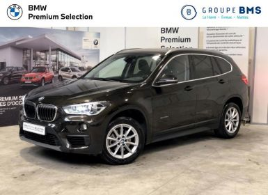 Vente BMW X1 sDrive18dA 150ch Business Design Occasion