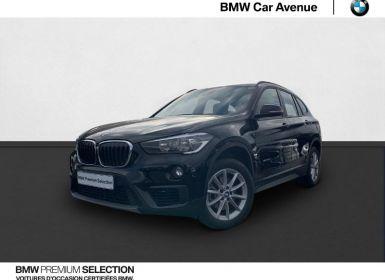 BMW X1 sDrive18dA 150ch Lounge Occasion