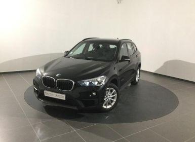 Vente BMW X1 sDrive18dA 150ch Lounge Occasion