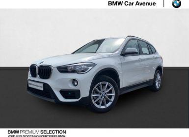 Vente BMW X1 sDrive18dA 150ch Lounge Euro6d-T Occasion