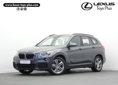 Acheter BMW X1 sDrive18dA 150ch M Sport Occasion