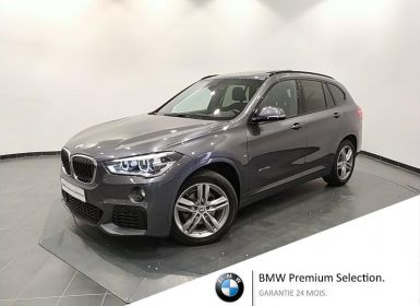 Vente BMW X1 sDrive18dA 150ch M Sport Occasion