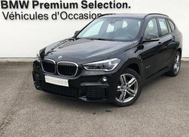 Achat BMW X1 sDrive18dA 150ch M Sport Occasion