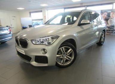 BMW X1 sDrive18dA 150ch M Sport
