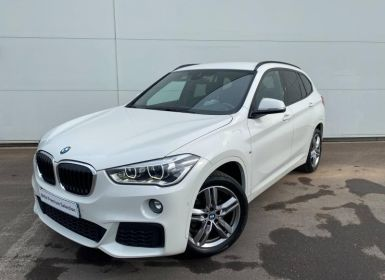 Vente BMW X1 sDrive18dA 150ch M Sport Euro6c Occasion