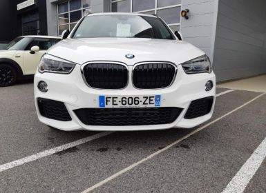 BMW X1 sDrive18dA 150ch M Sport Euro6d-T Occasion