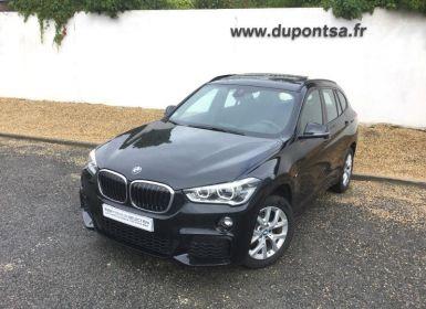 Achat BMW X1 sDrive18dA 150ch M Sport Euro6d-T Occasion