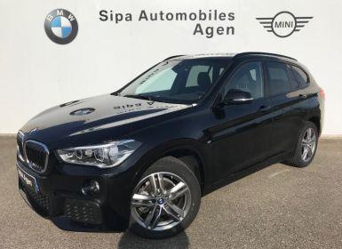 Vente BMW X1 sDrive18dA 150ch M Sport Euro6d-T Occasion