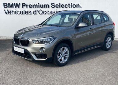 Vente BMW X1 sDrive18dA 150ch Sport Occasion