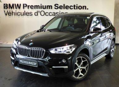 Voiture BMW X1 sDrive18dA 150ch xLine Occasion