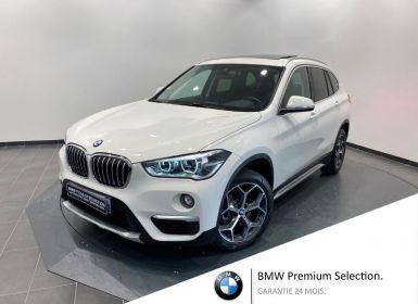 Achat BMW X1 sDrive18dA 150ch xLine Occasion