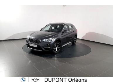 Achat BMW X1 sDrive18dA 150ch xLine Euro6c Occasion
