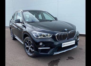 Vente BMW X1 sDrive18dA 150ch xLine Euro6d-T Occasion
