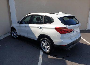 Vente BMW X1 sDrive18i 136ch Lounge Occasion
