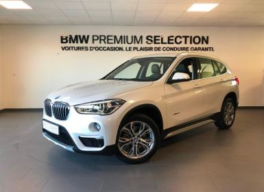 Voiture BMW X1 sDrive18i 136ch xLine Occasion
