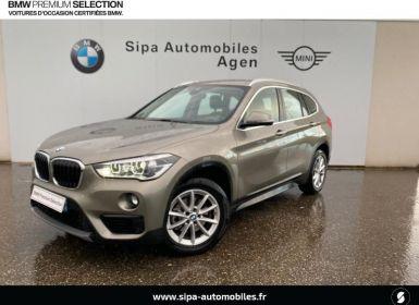 Vente BMW X1 sDrive18i 140ch Business Design Occasion
