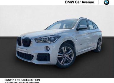 BMW X1 sDrive18i 140ch M Sport Occasion