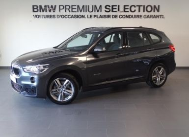 Vente BMW X1 sDrive18i 140ch M Sport Occasion