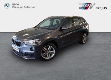 BMW X1 sDrive18i 140ch M Sport