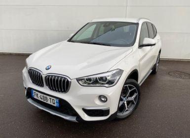 Achat BMW X1 sDrive18i 140ch xLine Occasion