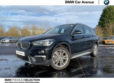 Achat BMW X1 sDrive18i 140ch xLine Euro6d-T Occasion
