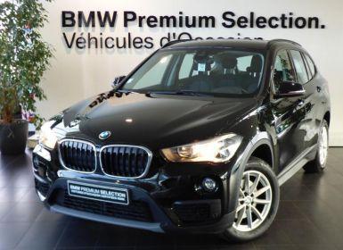 Vente BMW X1 sDrive18iA 136ch Business Occasion