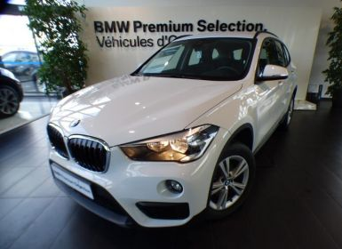 Vente BMW X1 sDrive18iA 136ch Lounge Occasion