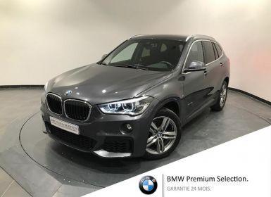 Achat BMW X1 sDrive18iA 136ch M Sport Occasion