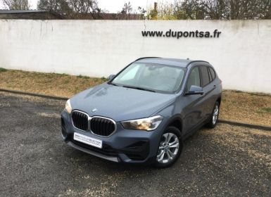 Vente BMW X1 sDrive18iA 140ch Lounge DKG7 Occasion