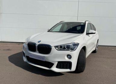 Achat BMW X1 sDrive18iA 140ch M Sport DKG7 Occasion