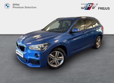 BMW X1 sDrive18iA 140ch M Sport DKG7
