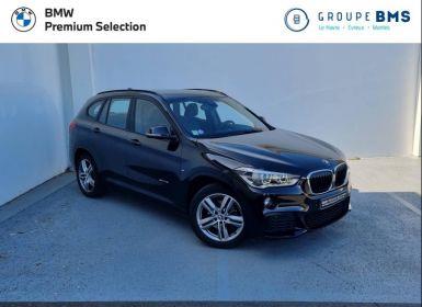 Vente BMW X1 sDrive18iA 140ch M Sport DKG7 Euro6c Occasion