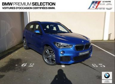 Achat BMW X1 sDrive18iA 140ch M Sport DKG7 Euro6d-T Occasion
