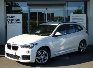 BMW X1 sDrive18iA 140ch M Sport DKG7 Euro6d-T Occasion