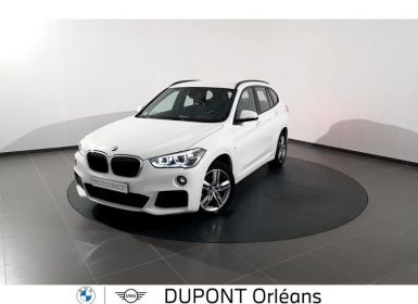 Vente BMW X1 sDrive18iA 140ch M Sport DKG7 Euro6d-T Occasion