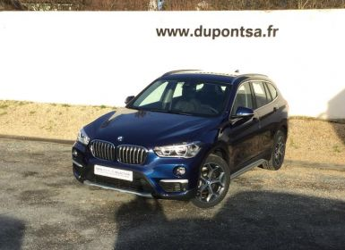 Vente BMW X1 sDrive18iA 140ch xLine DKG7 Neuf