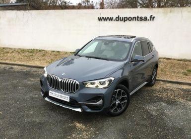 Voiture BMW X1 sDrive18iA 140ch xLine DKG7 Occasion