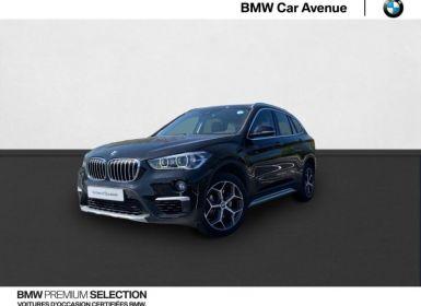 BMW X1 sDrive18iA 140ch xLine DKG7