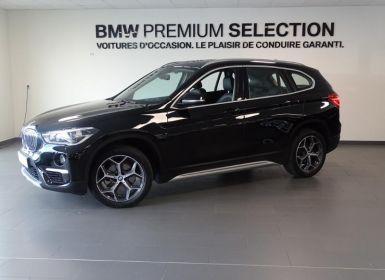 Achat BMW X1 sDrive18iA 140ch xLine DKG7 Euro6d-T Occasion