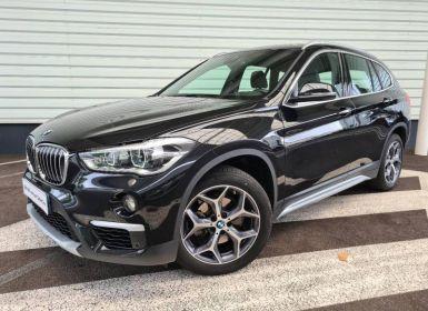 Vente BMW X1 sDrive18iA 140ch xLine DKG7 Euro6d-T Occasion